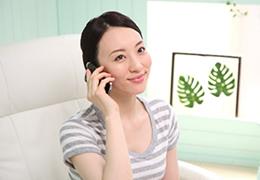 初診の方は、まずはお電話にてご予約をお願いいたします。