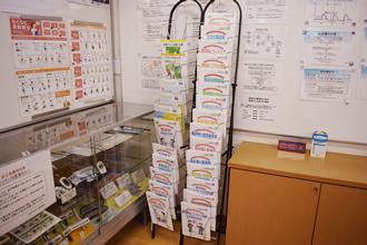 糖尿病患者向けの小冊子もあります。