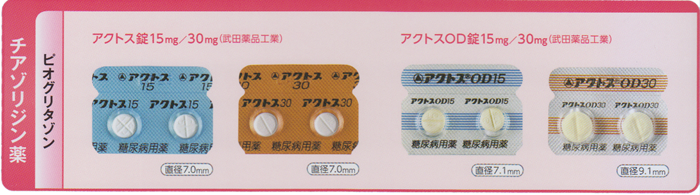 チアゾリジン薬